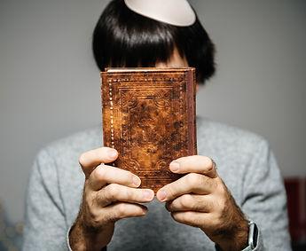 Jewish male with siddur Depositphotos_22