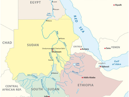 The Saga of an African River: Two Arab Nations against Seven African Sources of the Nile