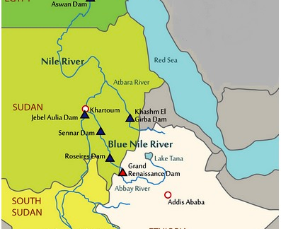 Reclaiming the Shared Vision for the Nile Basin starting with the GERD