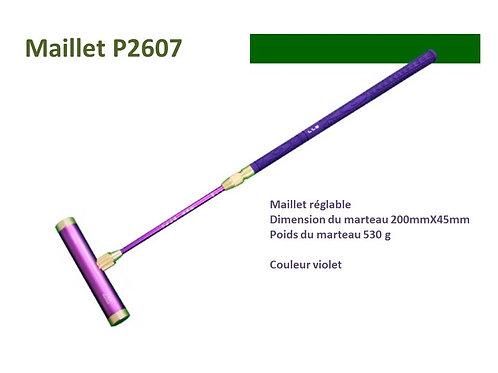 Maillet P2607