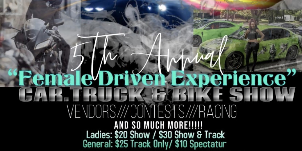 """Modified Chicks Presents: """"The Female Driven Experience"""""""