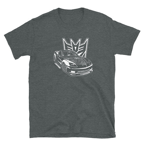 Glvtron Villian Vette T-Shirt