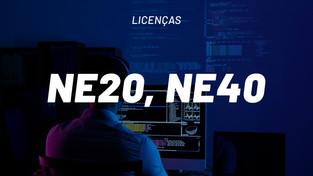 Licença para NetEngine (NE20, NE40)