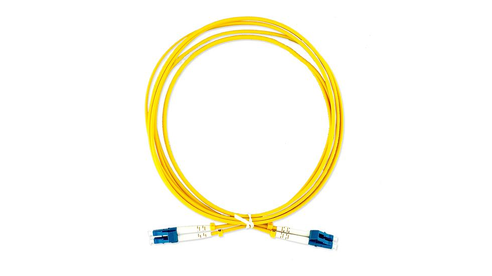 Cordão Óptico Duplex LC/UPC - LC/UPC