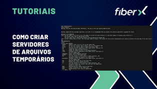 Como Criar um Servidor de Arquivos Temporários (FTP/sFTP)