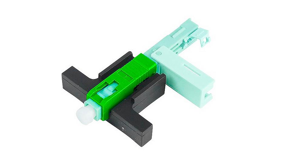 Conector Rápido SC-APC Cunha Modelo B