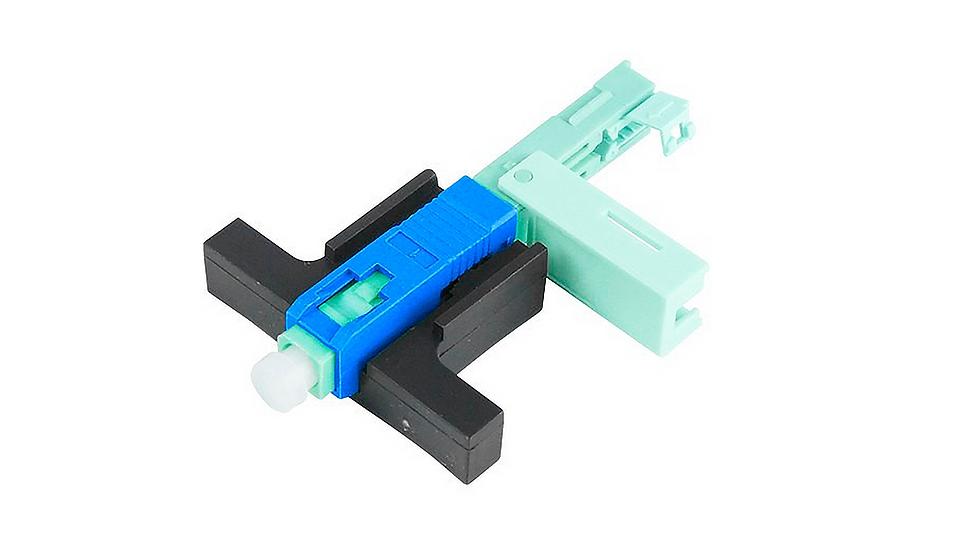 Conector Rápido SC-UPC Cunha Modelo B