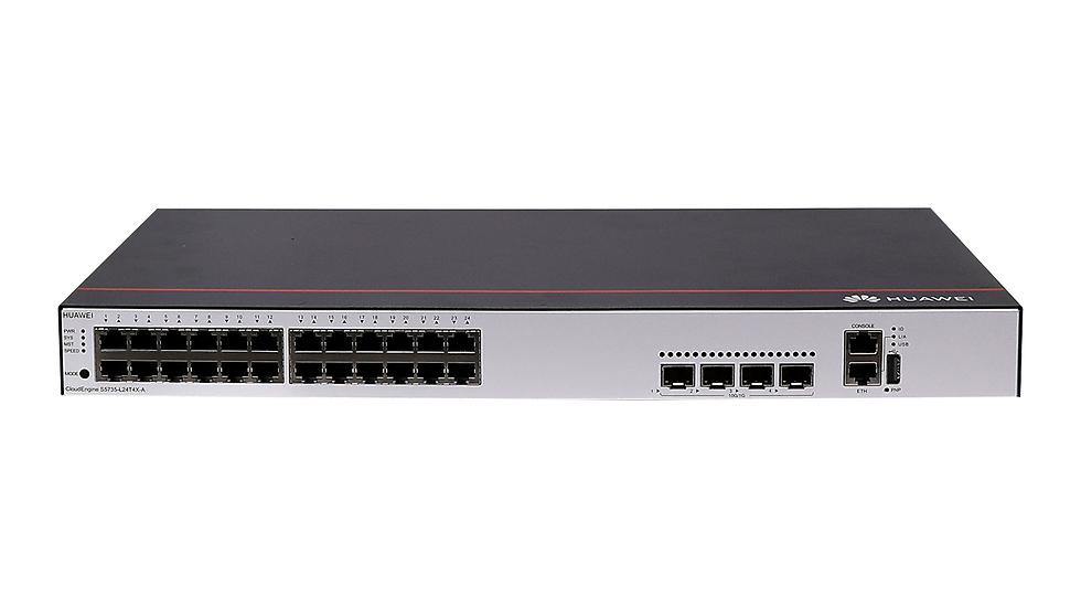 Switch Huawei S5735-L24T4X-A