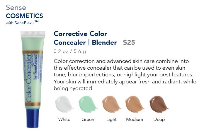 Concealer/Blender