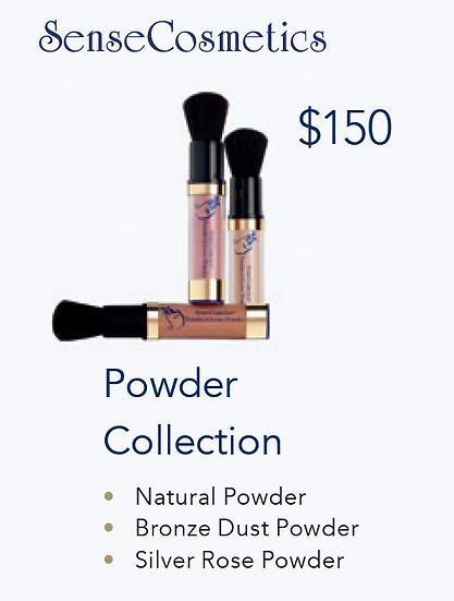 SeneDerm Powder Collection