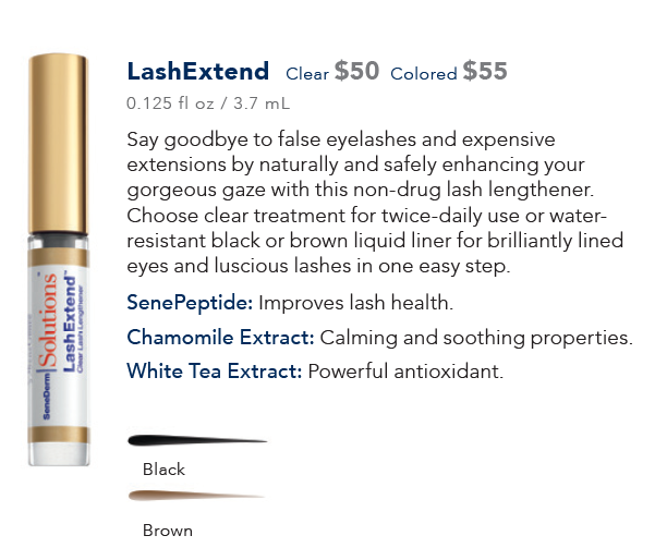 LashExtend - Clear
