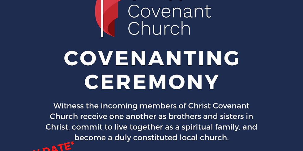 Covenanting Ceremony