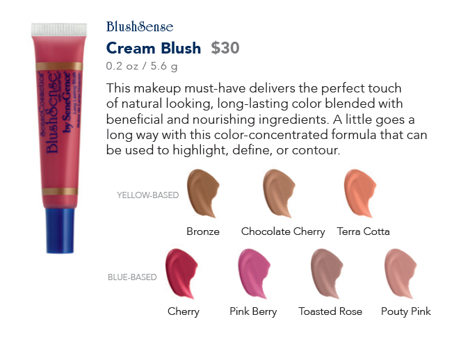 BlushSense Cream Blush