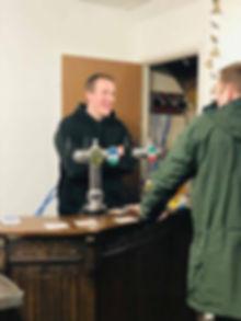 Mark Costello Horsforth Brewery