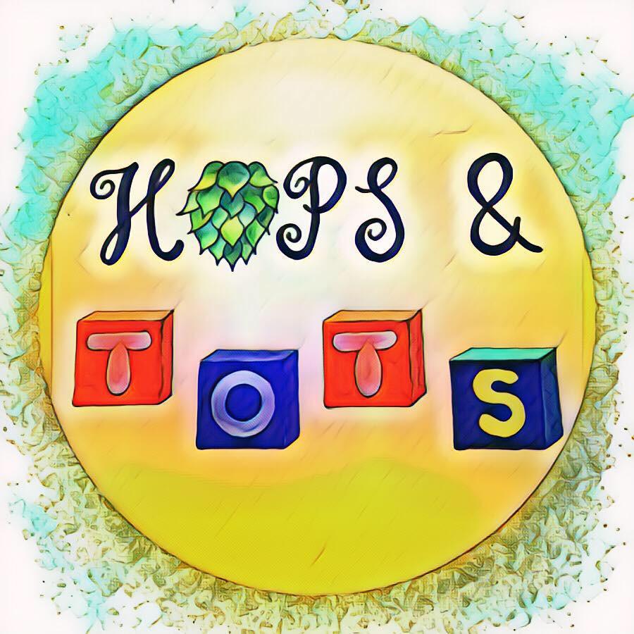 Hops & Tots Logo