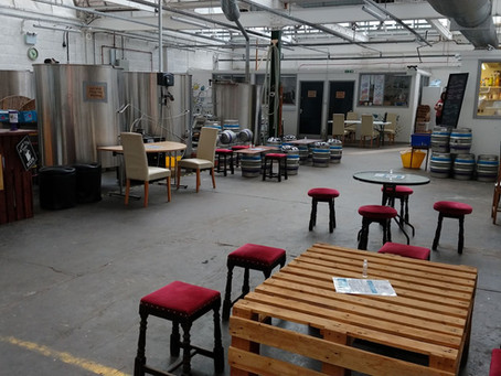 TAPROOM RE-OPENING