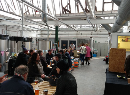 APRIL 2019 OPEN TAPROOM