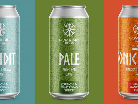 NEW CAN RANGE AND REBRAND