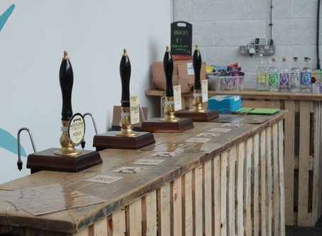 MARCH 2019 OPEN TAPROOM