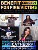 Benefit Concert for Fire Victims