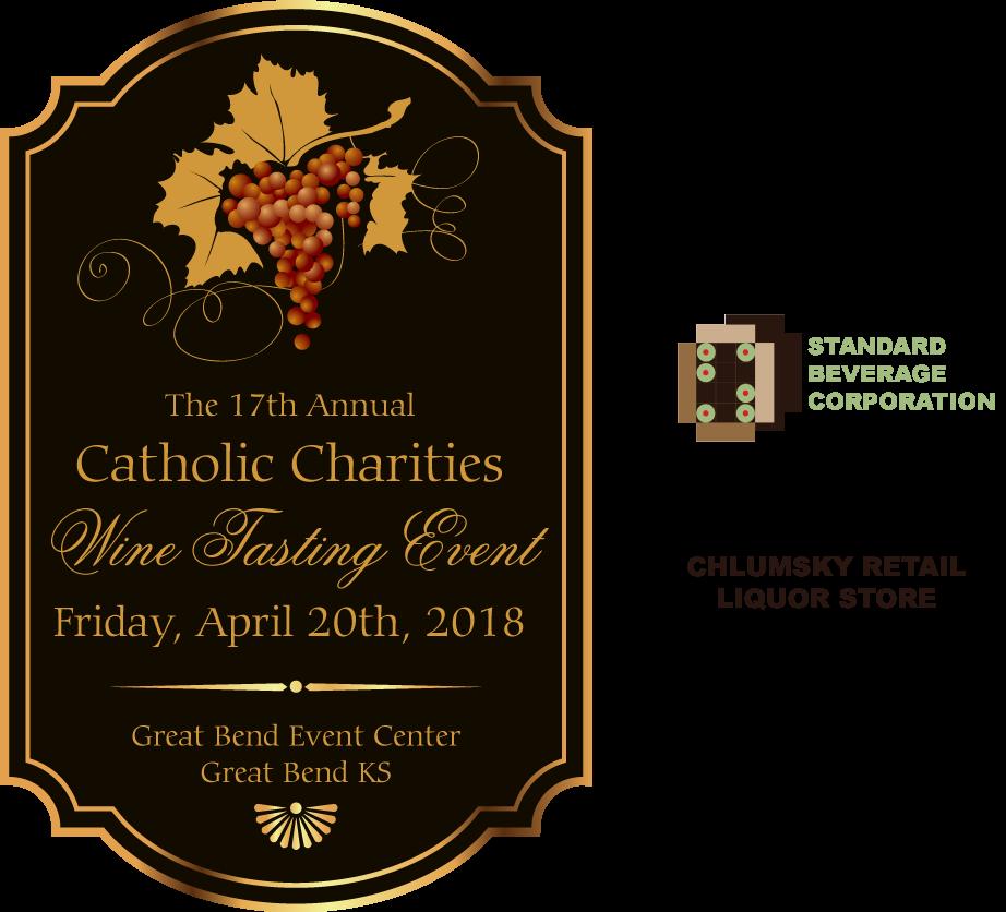 for ticket information http://catholiccharitiesswks.org/wine-tasting-event