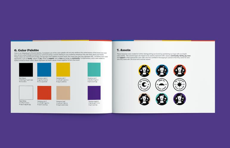 Color Palette & Other Assets