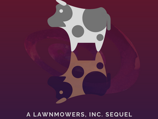 Bovine Intervention: A Lawnmowers, Inc. Sequel