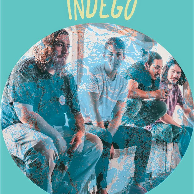 GOOD. + Indego at Wake the Dead