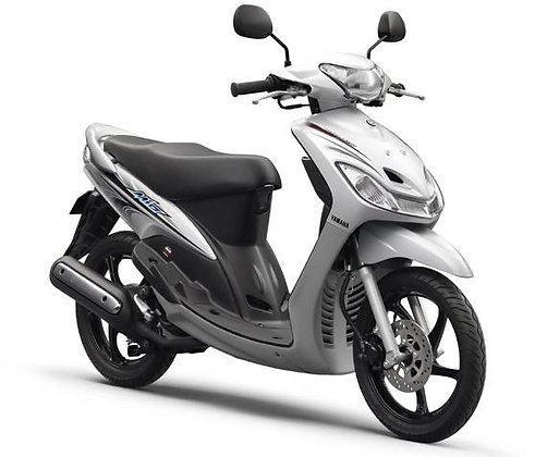 Bali rent motorbike Yamaha Mio 110cc