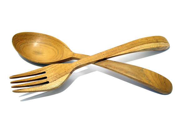 Table Spoon & Fork