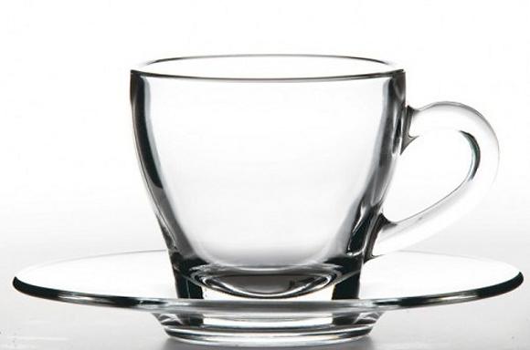 Cappuccino Glass