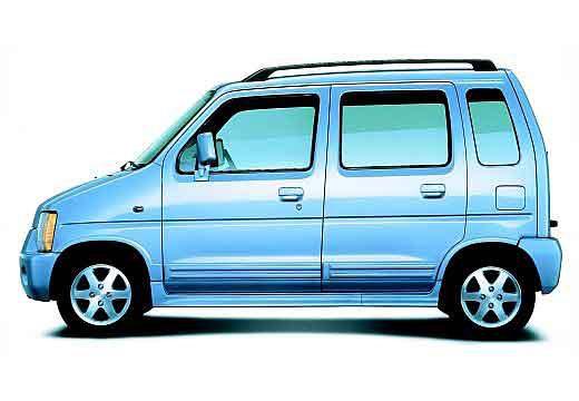 Bali rent car Suzuki Karimun