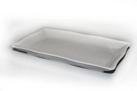 Plate Rectan Wave