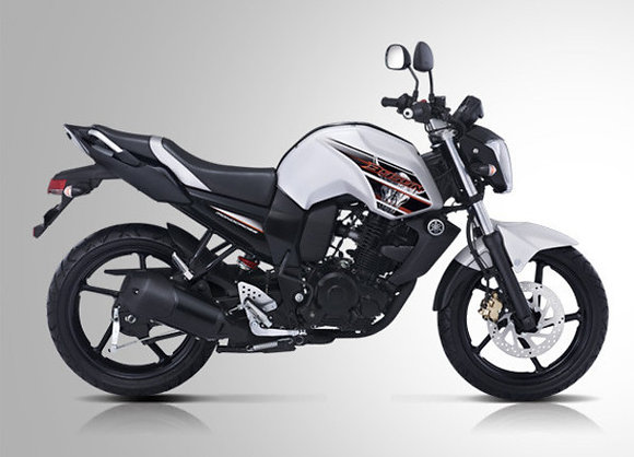 Bali rent motorbike Yamaha Bison 150cc