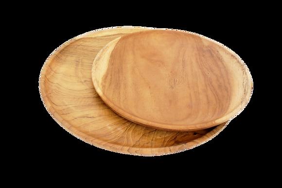 Plate Round