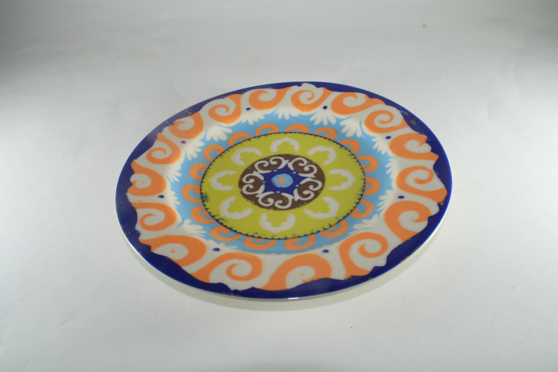 Plate Marocco
