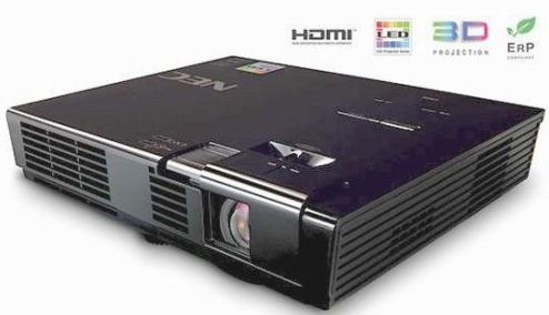 Bali rent projector Nec LED