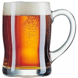 Bali Rent Beer Glass 38cl