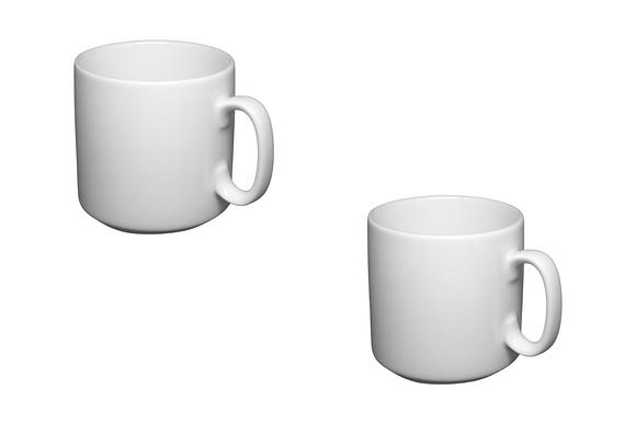 Mug Empat