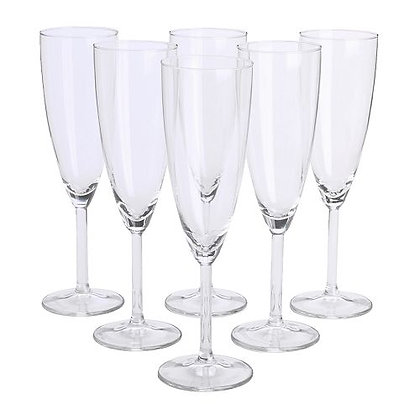 24PCS /Champagne Glass