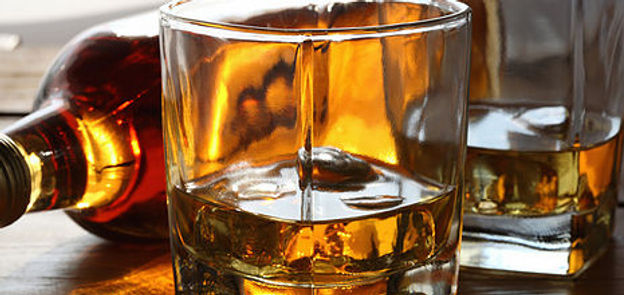 Supplier glass for brandy whisky cognac armagnac in bali