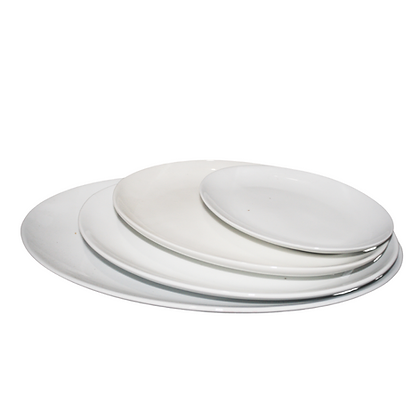 Plate Oval Serving