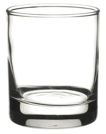 Bali Rent Whisky Glass