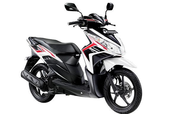 Bali rent motorbike Honda Vario 125cc