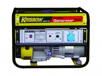 Bali rent generator gasoline