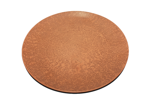 Plate Leather