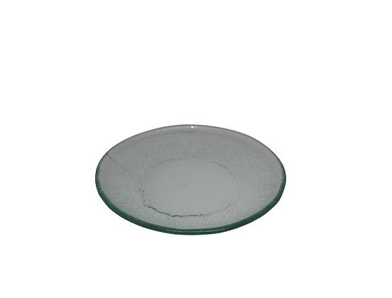 Glass Plate Round