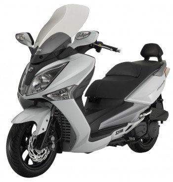 Bali rent motorbike Sym GTS 250cc