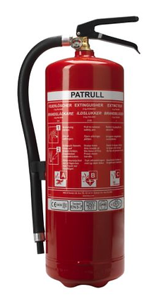 Bali rent fire extinguisher