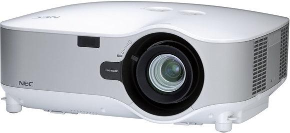 Bali rent projector nec